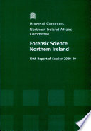 Forensic science Northern Ireland