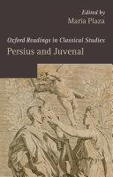 Persius and Juvenal Pdf