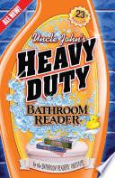 Uncle John s Heavy Duty Bathroom Reader