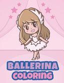 Ballerina Coloring