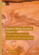 Beyond Media Borders, Volume 1 [Pdf/ePub] eBook