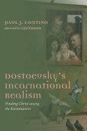 Dostoevsky's Incarnational Realism Pdf/ePub eBook