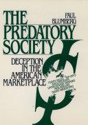 Pdf The Predatory Society Telecharger