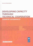 Developing Capacity Through Technical Cooperation Book