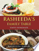 Rasheeda   S Family Table Book