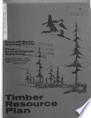 Winona National Forest N F Freemont National Forest N F Klamath Basin Working Circle Timber Plan