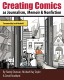 Creating Comics as Journalism  Memoir and Nonfiction