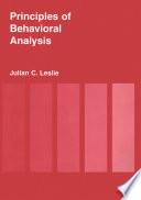 Principles Of Behavioural Analysis Book PDF