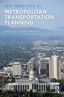 Metropolitan Transportation Planning