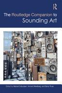 The Routledge Companion to Sounding Art Pdf