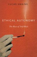 Ethical Autonomy Pdf/ePub eBook