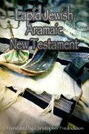 Lapid Jewish Aramaic New Testament