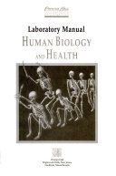 Human biology and health Book