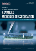 Proceedings of 10th Edition of International Conference on Advanced Microbiology   Education 2018