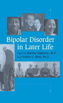 Bipolar Disorder in Later Life