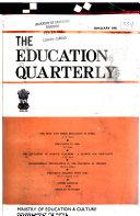 The Education Quarterly