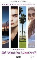 Did I Mention I Love You ? (D.I.M.I.L.Y.) - tome 1 Pdf/ePub eBook