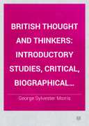 British Thought and Thinkers
