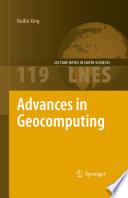 Advances In Geocomputing Book PDF