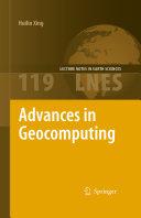 Advances in Geocomputing