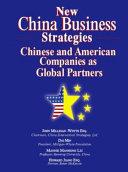 New China Business Strategies Book