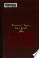 Report Of The Joint Committee On Treasurer S Accounts With The Treasurer S Report