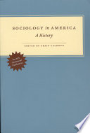 Sociology in America