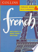 Collins French Phrase Book & Dictionary