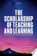 The Scholarship of Teaching and Learning Book