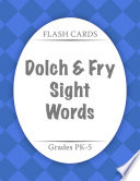 Flash Cards  COMBINED Sight Words
