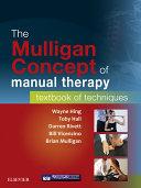 The Mulligan Concept of Manual Therapy - eBook Pdf/ePub eBook