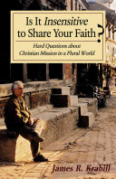 Is it Insensitive to Share Your Faith?
