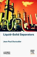 Liquid Solid Separators