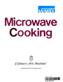 Adventures in Microwave Cooking