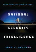 National Security Intelligence Pdf/ePub eBook
