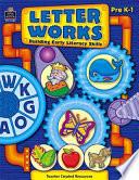Letter Works Book PDF