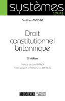 Droit constitutionnel britannique