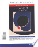 Becker's World of the Cell Technology Update, Books a la Carte Edition