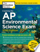 Cracking the AP Environmental Science Exam  2020 Edition Book