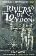 Rivers of London - Night Witch (complete collection)