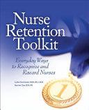 Nurse Retention Toolkit