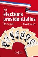 Pdf Les élections présidentielles Telecharger