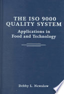 The Iso 9000 Quality System