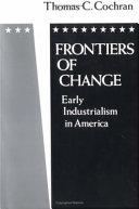 Frontiers of Change