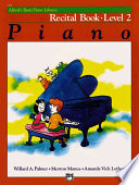 Alfred's Basic Piano Library, Piano Recital Book Level 2