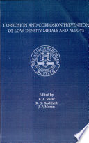 Corrosion And Corrosion Prevention Of Low Density Metals And Alloys Book PDF
