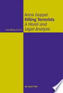 Killing Terrorists