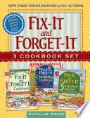 Fix It and Forget It Box Set