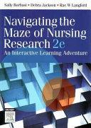 Navigating The Maze Of Nursing Research 2e