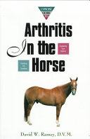 Concise Guide to Arthritis in the Horse